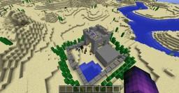 Desert Warfare Minecraft Map & Project