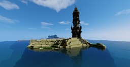 Tower 1 Minecraft Map & Project