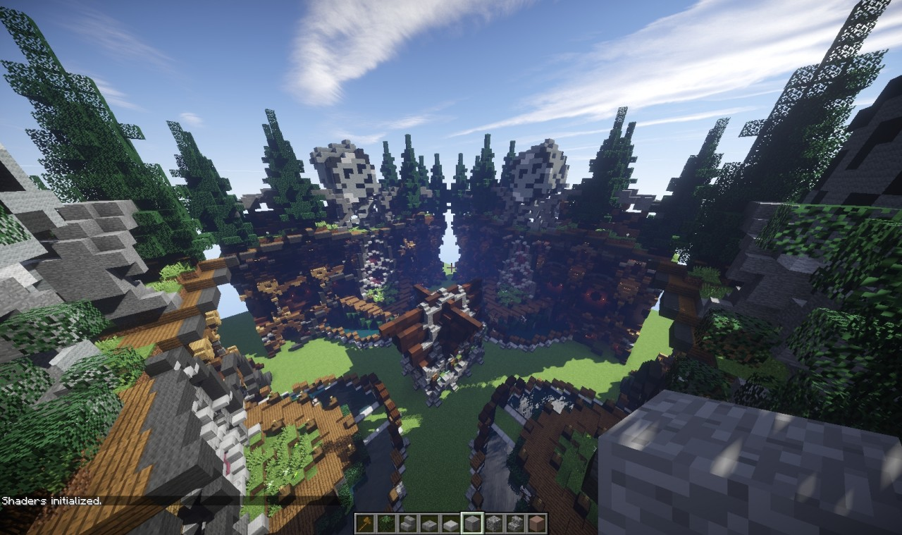 How To Plan Large Minecraft Builds