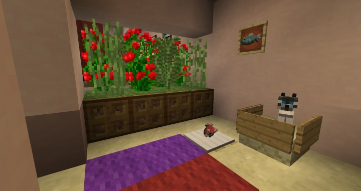 The Sunset Suite Minecraft Project