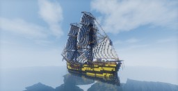 """La Grace"" Minecraft Map & Project"