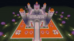 The Burning Allium Forest Temple Minecraft Map & Project