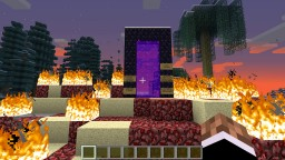 Bouncing Blocks minigame Minecraft Map & Project
