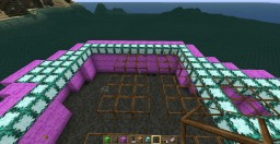 Rich Mine+Gold Tower+ Mining and Trading Center Minecraft Map & Project