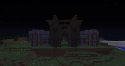 {WIP}LegendMC Survival Spawn{LEGENDS FORTRESS} Minecraft Map & Project