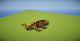 komodo dragon Minecraft Project