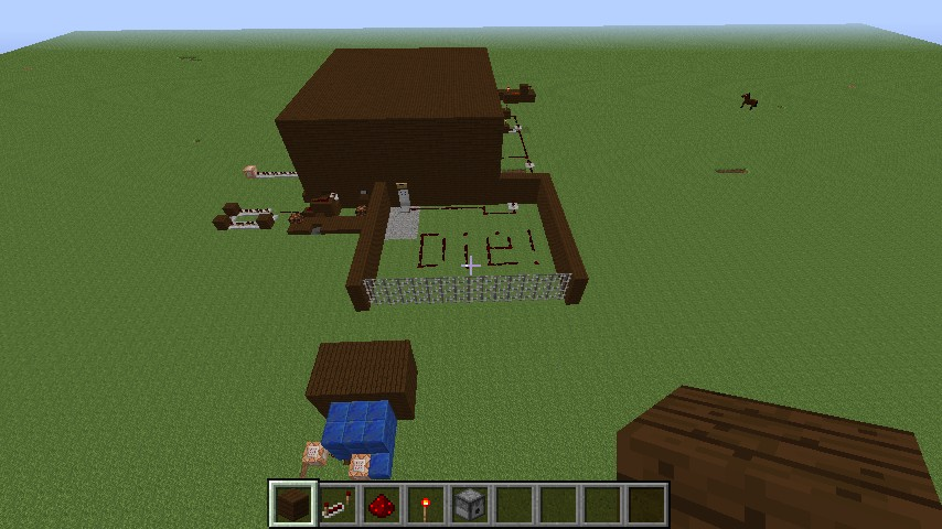 Minecraft fnaf map 4 minecraft project