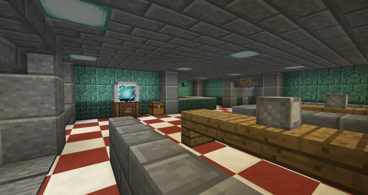 Fallout Vault Recreation Project Minecraft Project