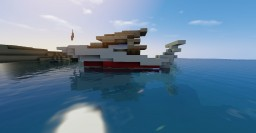 Small Boat/Yacht Minecraft Map & Project