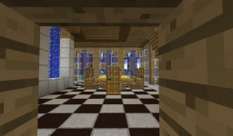 Shared Student Penthouse Minecraft Map & Project