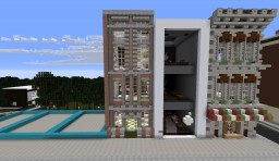 McDonald's Restaurant On DreamBlocks Server! Minecraft