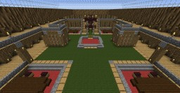 Library Minecraft Map & Project