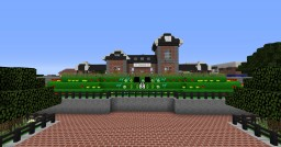 Completely Accurate Disneyland CA Minecraft Map & Project