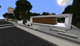 Modern Dual Build: DaeHyun & Wizann(ME) Minecraft