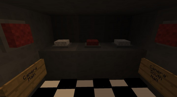 Fnaf in minecraft 1 8 8 minecraft project