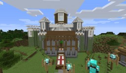 A very fun server Minecraft Map & Project