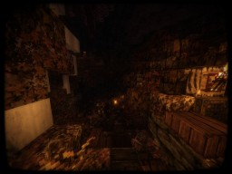 Wrothgarian Caverns - Orc/Goblin Build Minecraft Map & Project