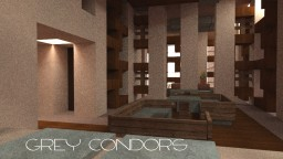 "Grey Condos ""Penthouse Contest Entry"" Minecraft Map & Project"
