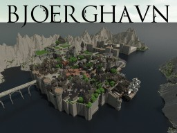 Bjoerghavn - A Capital City Minecraft