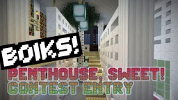 Steve's Penthouse Suite Minecraft