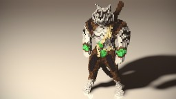 Bronze Tiger - Organic [Download] Minecraft Project