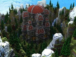 Stappleton Castle by IvoDuckling Minecraft Project