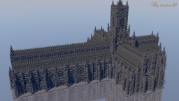 Athion Cathedral Minecraft