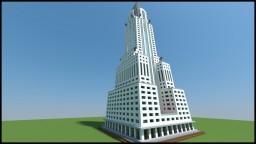 Chrysler Building (Little version) Minecraft