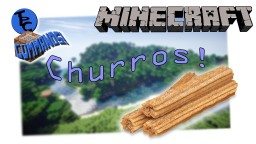 Churros in ONE COMMAND