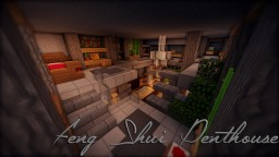 Feng Shui Penthouse By Clivv Minecraft Map & Project