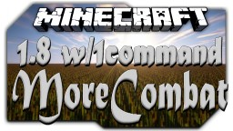 More Combat with Only 1 Command! Minecraft Map & Project