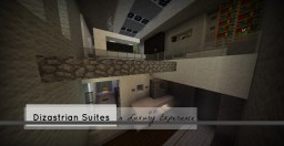 [Modern] Dizastrian Suites [Penthouse, Sweet! - Contest Entry] Minecraft Map & Project