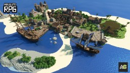 Marauder's Cove | AbsoluteRPG Minecraft Project