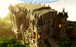 Lomius Isle Minecraft Map & Project
