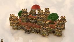 Megabuild | Elven palace Minecraft