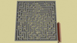 Maze Generator Minecraft Project