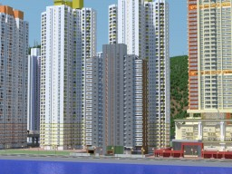 Paxton Hong Kong (雋瓏) Minecraft Map & Project