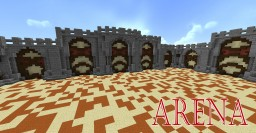 Arena for AUMP ! Minecraft Map & Project