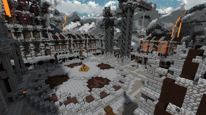 Ironcrest Refinery by Athion Network