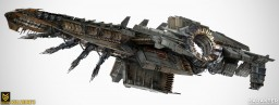 JZ-32 Battlecruiser (killzone concept)