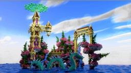 La Demeure Océanique - Mystic Absents Application Minecraft Project