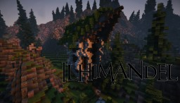 Ilhimändel - An Elven City Minecraft Map & Project