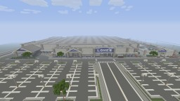 Lowe's Home Improvement Store Minecraft Map & Project