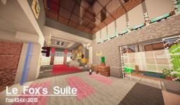Le Fox's Suite. Penthouse, Sweet! Contest Finalist Minecraft Map & Project
