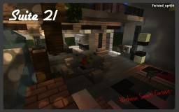 "- Penthouse, Sweet! Contest - ""Suite 21"" by WWGemar Minecraft"