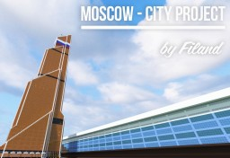 Moscow-City [RUSSIAN PROJECT] Minecraft Map & Project