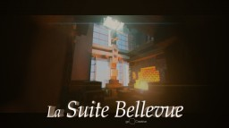 La Suite Bellevue - Penthouse Contest Minecraft Project