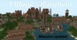 Village of Burghein - Massive update! New Islands!!! Minecraft Project