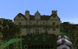 Eel Marsh House Minecraft Project