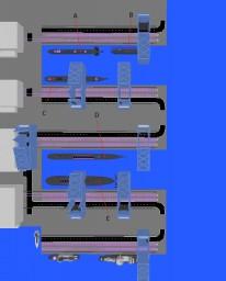 Skulblaka Navy Shipyard (FTB Monster) Minecraft Map & Project